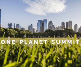 One Planet Summit, agir contre le climat