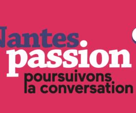 Ville de Nantes : Poursuivons la conversation  [Motion design]