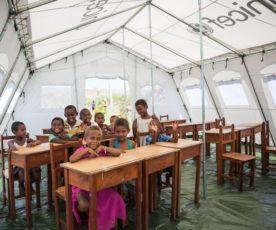 Citizen Press «agit» pour l'UNICEF