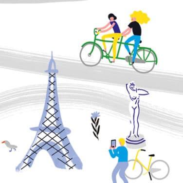 « À Paris » et nulle part ailleurs