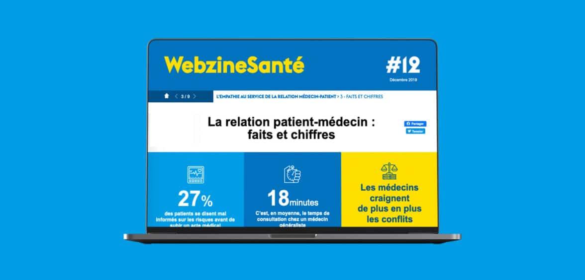 Le webzine de la santé