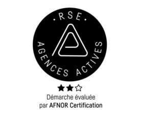 L'agence obtient le label RSE Agences Actives
